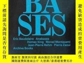 二手書博民逛書店【罕見】 Anabases-AnabasesY27248 Eric Baudelaire Archive Bo