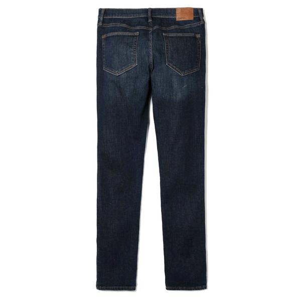 Gap男裝 舒適修身牛仔褲 266325-做舊牛仔