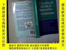 二手書博民逛書店A罕見Handbook Of Critical Approach