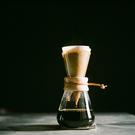 【Chemex】手沖咖啡濾壺經典款(三人份。木把)
