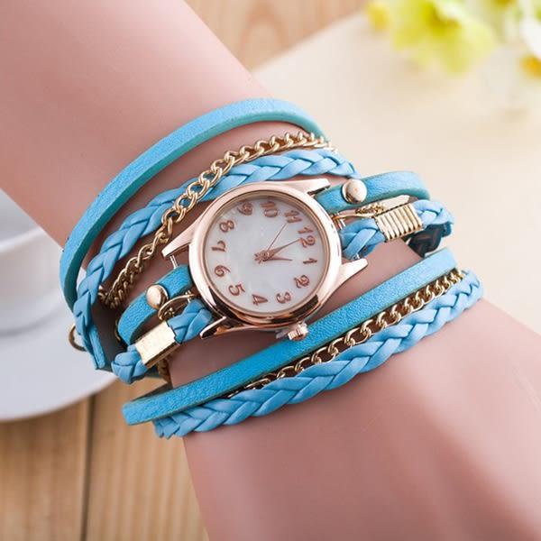 [24hr-現貨快出] 日本 熱賣 貝殼面 韓版 手鍊 手環 水鑽 錶盤 情侶錶 手錶 女錶 功能 飾品 首飾 配件
