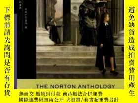 二手書博民逛書店The罕見Norton Anthology Of English Literature, Vol. BY364
