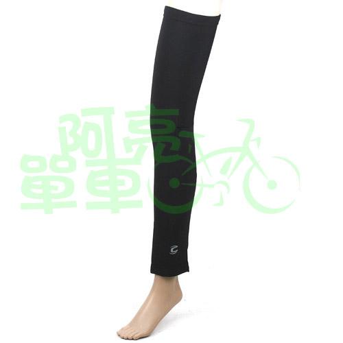 ★撿便宜★cannondale 自行車男用保暖腿套,黑色《C00-901》