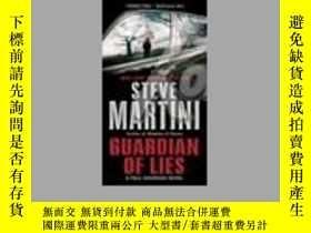 二手書博民逛書店Guardian罕見of LiesY12620 Steve Ma