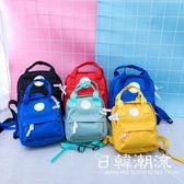 後背包—迷你雙肩包女小mini韓版可愛布包新款防水輕便小巧書包小學