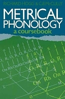 二手書博民逛書店 《Metrical Phonology: A Course Book》 R2Y ISBN:0521316510│Cambridge University Press