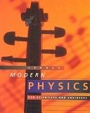 二手書博民逛書店《Modern Physics for Scientists and Engineers》 R2Y ISBN:0867204877