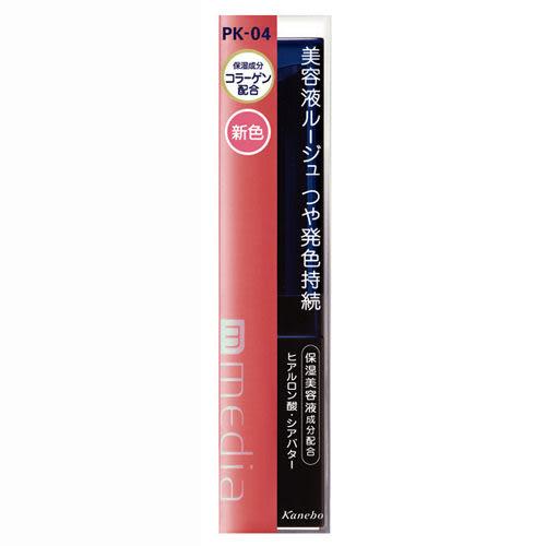 media媚點 澄透潤感唇膏RD-02【康是美】
