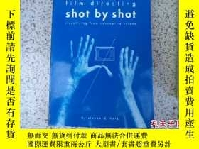 二手書博民逛書店film罕見directing Shot By Shot【K1】