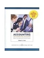 二手書《Accounting Information Systems:Basic Concepts and Current issues (第3版)》 R2Y ISBN:0071318429