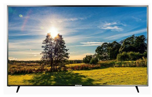 《配送含基本安裝》搭配日本先進十代面板~ InFocus WT-70CA612 70吋4K智慧連網液晶電視