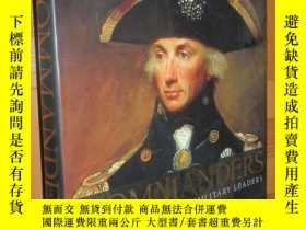 二手書博民逛書店Commanders:historys罕見greatest military leaders (12開,精裝)