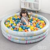 兒童充氣游泳池 室內家用充氣戲水池 zh3997【優品良鋪】