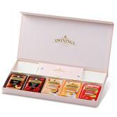唐寧茶【Twinings】藝術家禮盒-清氛花茶系列 (20茶包)