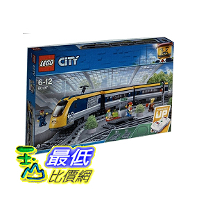 [COSCO代購] W118127 Lego 城市系列客運列車 City Passenger Train