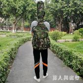 吉他袋 41寸加厚雙肩個性學生用民謠琴包40寸背包 DR21715【男人與流行】