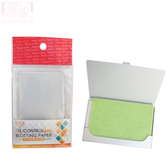 【貝麗瑪丹】名片夾隨身吸油面紙(50枚入)