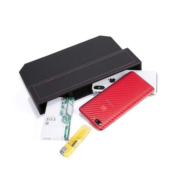 汽車收納盒座椅夾縫車載縫隙儲物車內用品置物盒創意多功能整理箱YXS 韓小姐