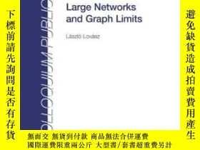 二手書博民逛書店Large罕見Networks And Graph LimitsY364682 Laszlo Lovasz A
