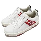 Royal elastics 休閒鞋 Icon 2.0 白 紅 女鞋 懶人鞋【ACS】 96512018