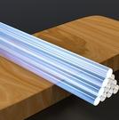 熱熔膠條 晶思達熱熔膠棒高粘熱熔膠家用強力手工7mm/11mm熱融膠槍膠條熱溶 【快速出貨八折下殺】