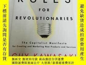 二手書博民逛書店Rules罕見for Revolutionaries: The
