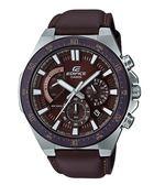 附台灣卡西歐保卡才是公司貨【時間光廊】CASIO 卡西歐 EDIFICE 三眼錶 防水 EFR-563BL-5A