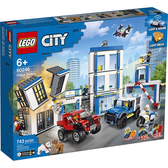 LEGO樂高 City 城市系列 警察局_LG60246