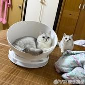 貓窩夏天涼窩四季通用貓咪窩房子別墅床貓鍋夏季網紅冰墊寵物用品 (橙子精品)