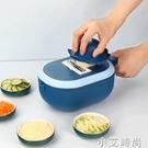 廚房神器多功能削土豆絲切菜機家用切絲刨絲器切片擦絲器 NMS小艾新品