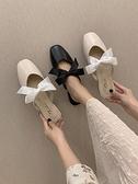 半拖鞋 2020夏季新款包頭半拖鞋女外穿時尚百搭拖鞋子網紅溫柔仙女鞋涼拖 風尚3C