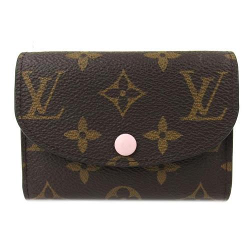 Louis Vuitton LV M62361 Rosalie 經典花紋信用卡零錢包 全新 預購【茱麗葉精品】