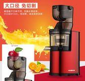 豆漿機 大口徑原汁機慢速榨汁機商用家用果汁豆漿機全自動igo 歐萊爾藝術館