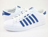 【K-SWISS】Hoke CMF休閒鞋-女-白/藍93615-116