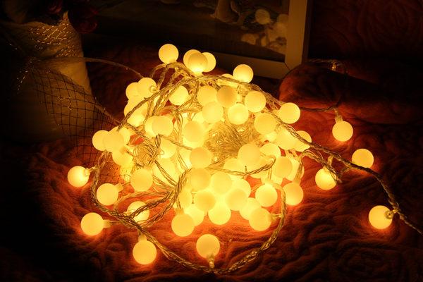 【Miss.Sugar】聖誕節LED燈泡 造景串燈 多款供選【K4002410】