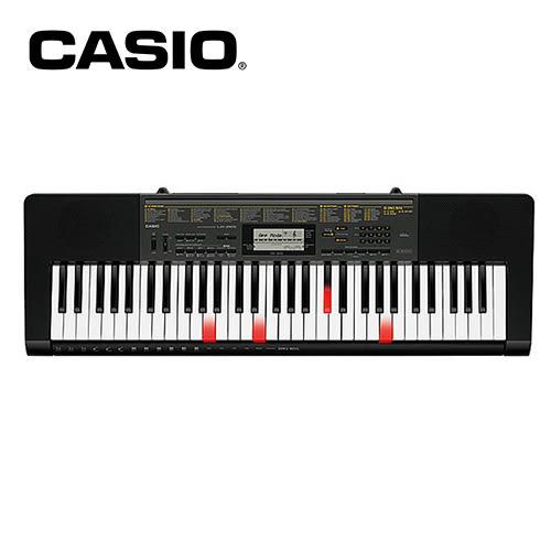 【敦煌樂器】CASIO LK-265 61鍵魔光電子琴