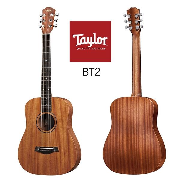 小叮噹的店-Taylor BT2 Baby Taylor 桃花心木 面單 34寸旅行吉他 泰勒吉他