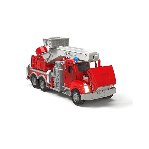 美國【B.Toys】小型雲梯車_Driven系列WH1128Z[衛立兒生活館]
