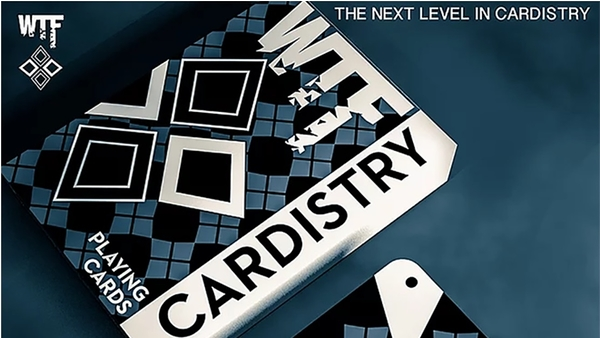 【USPCC 撲克】S103049114 WTF Cardistry Spelling PLAYING CARDS