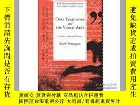 二手書博民逛書店Oral罕見Traditions and the Verbal