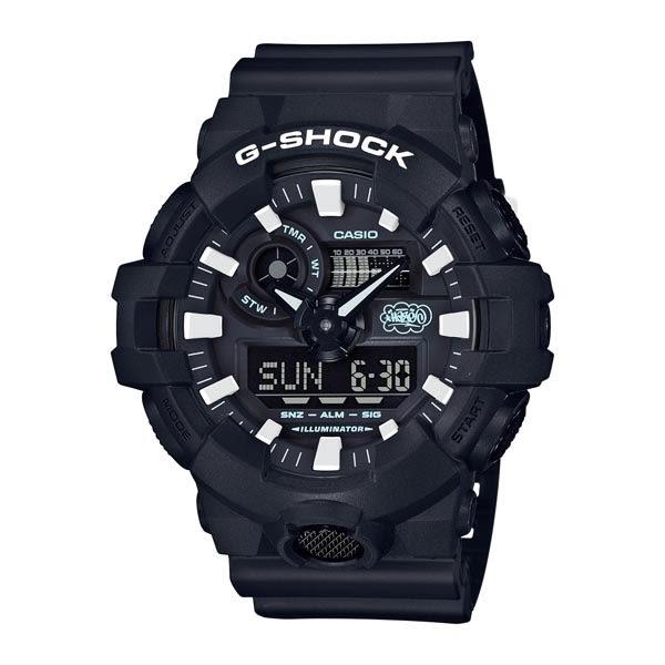 【限定商品】CASIO 卡西歐 GA-700EH-1A / G-SHOCK 系列 G-SHOCK X ERIC HAZE 原廠公司貨