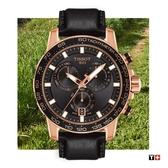 TISSOT 天梭 SUPERSPORT CHRONO 計時錶 T1256173605100廣告款45mm
