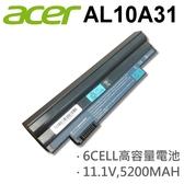 ACER 6芯 日系電芯 AL10A31 電池 AOD255-2331 AOD255-2333 AOD255-2509 AOD255-2520