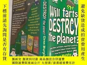 二手書博民逛書店will罕見farts destiny the planet 會放屁命運的星球Y200392