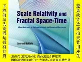 二手書博民逛書店Scale罕見Relativity And Fractal Space-timeY255562 Laurent