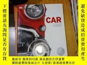 二手書博民逛書店Car:罕見The Definitive Visual Hist