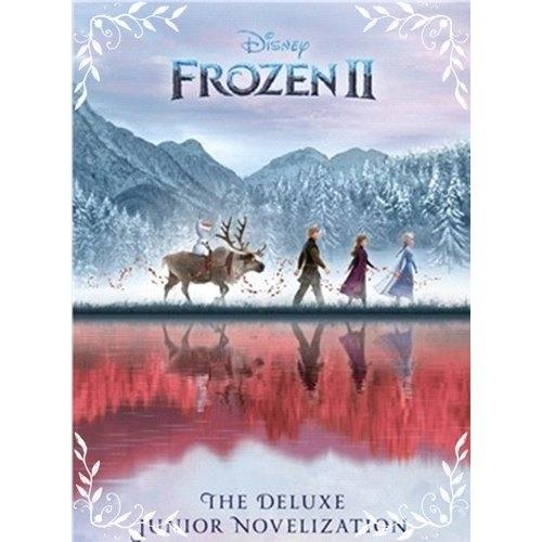 Disney - Frozen (2)The Junior Novelization冰雪奇緣2