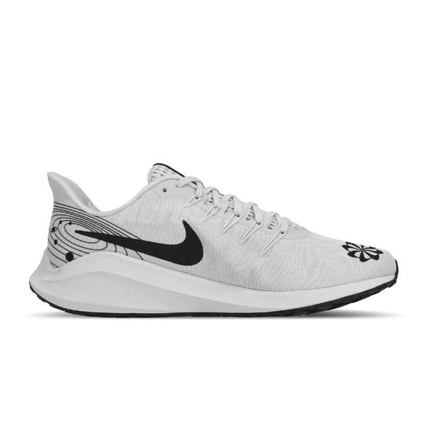 Nike 慢跑鞋 Air Zoom Vomero 14 灰 黑 男鞋 圖騰設計 運動鞋 【PUMP306】 CV3413-001