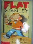 【書寶二手書T8/原文小說_LAF】Flat Stanley_Jeff Brown