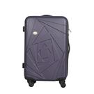 行李箱24吋 ABS材質 巴黎風情系列【Mon Bagage】